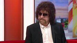 Jeff Lynne on BBC Breakfast