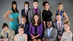 Young Apprentice candidates