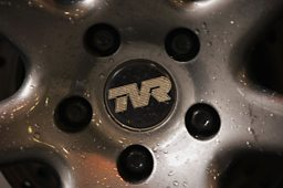 TVR car wheel