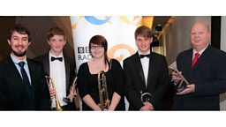 Young Brass Awards 2013 Recipients