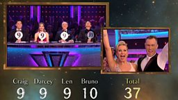 Strictly In 60: Week 8
