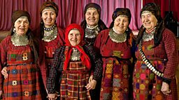 The Russian Grannies
