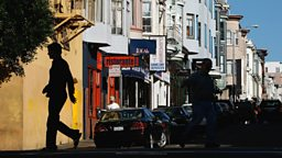 North Beach, San Francisco - the eclectic neighbourhood that provides the setting for Armistead Maupin's Tales of the City