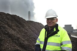 Tom tackles biomass