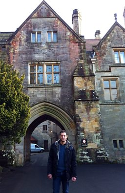 Matt visits Cragside House
