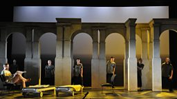 The RCM's production of Handel's Imeneo