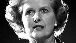 Margaret Thatcher's place in history
