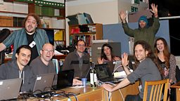The Stargazing LIVE web team and scientists