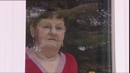 A building firm targeted a Caerleon pensioner.