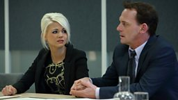 Lola and Billy in court