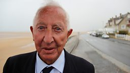 British veteran George 'Jimmy' Green took US infantry into Omaha beach on D-Day