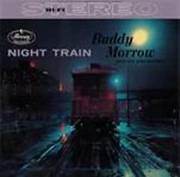 Buddy Morrow Night Train album cover