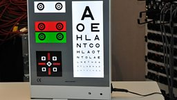 Eye Test Machine
