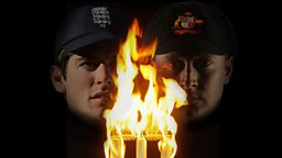 The Ashes - Live commentary