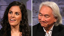 Molly Crockett and Michio Kaku