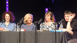 Radio 2's Book Club panel