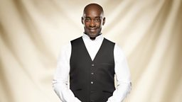 Patrick Robinson on Strictly