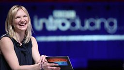 Jo Whiley hosts a BBC Introducing Masterclass