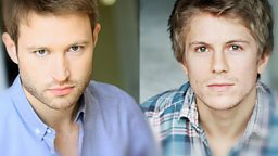 Richard Winsor  and George Rainsford