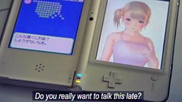 Virtual girlfriend: do you really want to talk this late