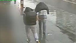 Watford male rape CCTV