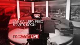 BBC North West Tonight live gallery feed logo