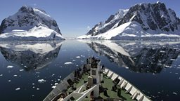 Should tourists go to Antarctica?