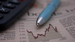 UK economic growth slows 最新公布数据显示英国经济增长速度缓步