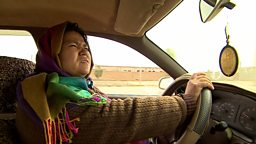 Driving change in Afghanistan