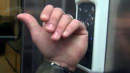 Human microchips