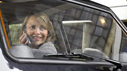 Take a back seat