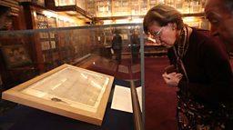 Magna Carta commemoration