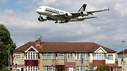 Report backs third runway for Heathrow 伦敦希思罗机场第三条跑道