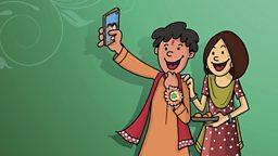 Selfie ban at festival in India  印度禁止民众在节日庆典活动自拍