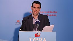 Greece re-elects Tsipras