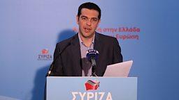 Greece re-elects Tsipras