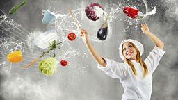 日常英语:烹饪和饮食