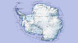 Huge canyon under the Antarctica? 南极冰层下可能发现巨大峡谷
