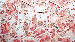 China growth slows