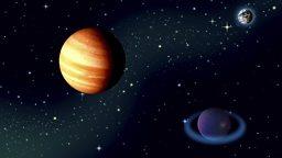 Solar System's ninth planet? 太阳系的第九颗行星?