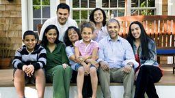 日常英语:家庭