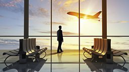 "Climate change 'to make flights longer' 气候变化""导致飞行时间加长"""
