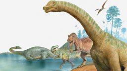 Dinosaur island 史前恐龙岛