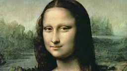 Hidden portrait 藏在《蒙娜丽莎》后的肖像画