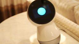 Dancing robot 跳舞的智能机器人