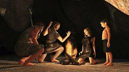 Humans and Neanderthals: An ancient love story 现代人和尼安德特人:远古爱情故事