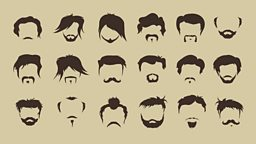 Beards are back 蓄须潮流强势回归