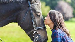 "Horse empathy 马""通人情"""