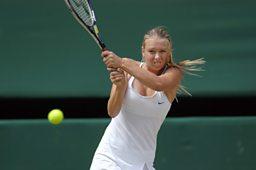 Sharapova's failed drug test 网球运动员莎拉波娃未通过药检