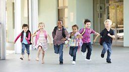 Should children run a mile each day? 儿童应该每天都跑一英里吗?